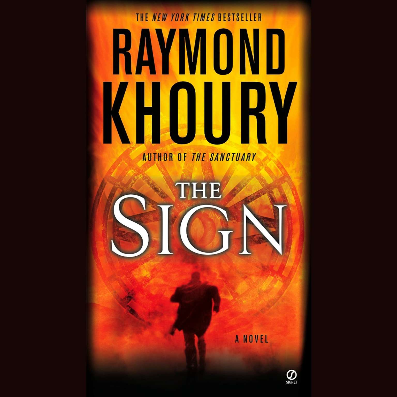 Printable The Sign Audiobook Cover Art