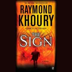 The Sign Audiobook, by Raymond Khoury