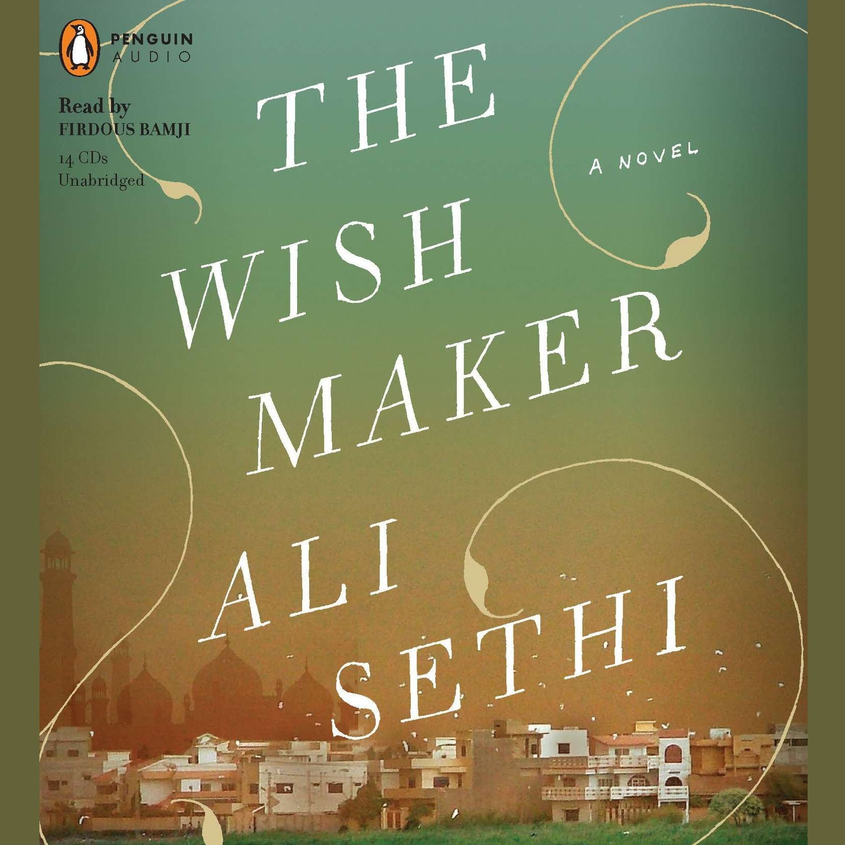 Printable The Wish Maker Audiobook Cover Art