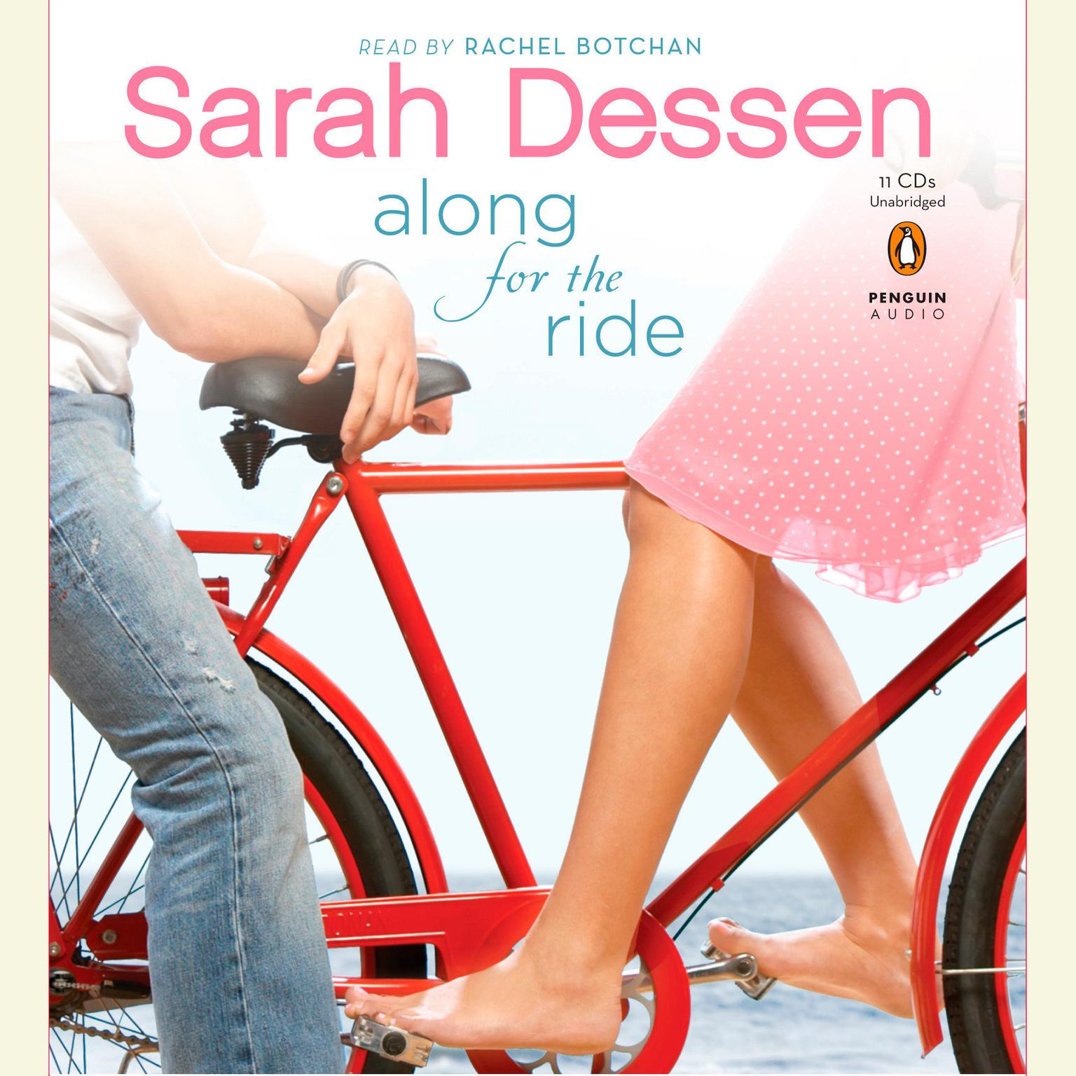 Printable Along for the Ride Audiobook Cover Art