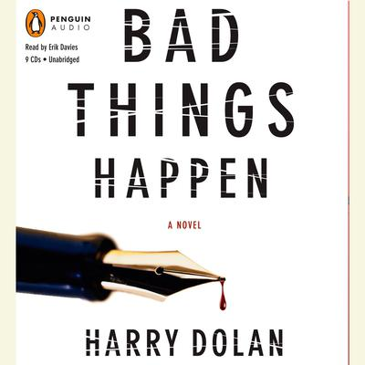 Bad Things Happen Audiobook, by Harry Dolan