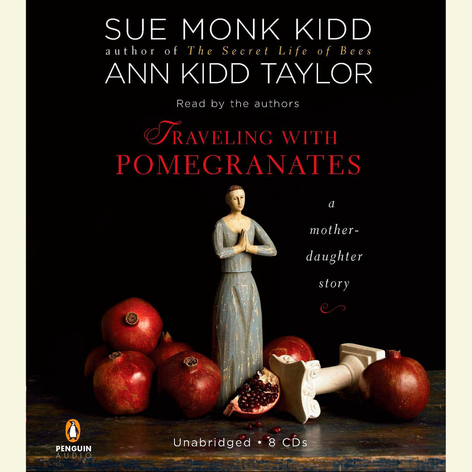 Printable Traveling with Pomegranates: A Mother-Daughter Story Audiobook Cover Art