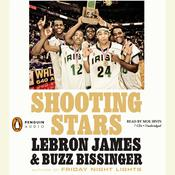 Shooting Stars Audiobook, by LeBron James