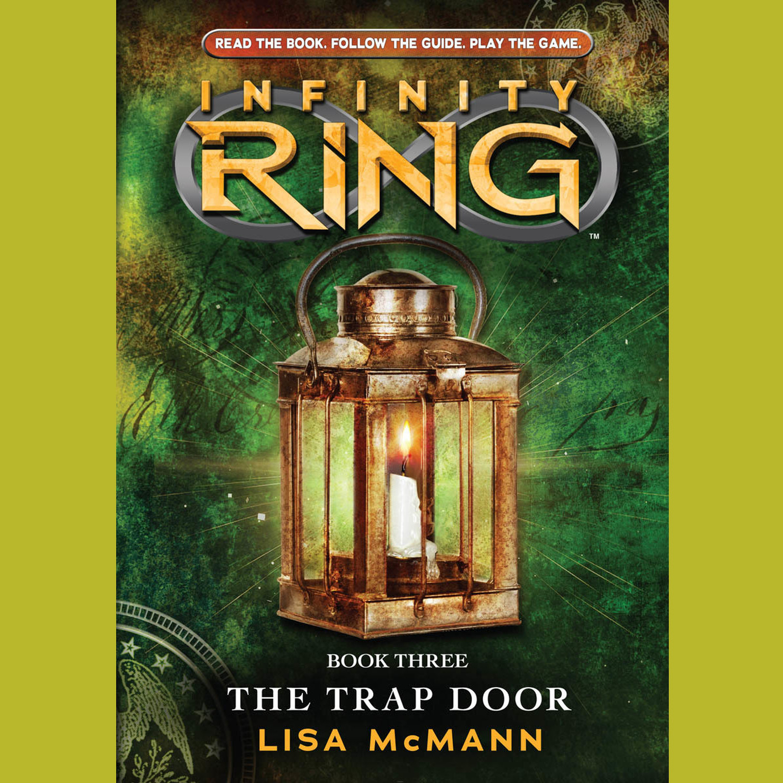 Printable The Trap Door Audiobook Cover Art