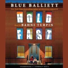 Hold Fast Audiobook, by Blue Balliett