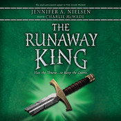 The Runaway King Audiobook, by Jennifer Nielson, Jennifer A. Nielsen