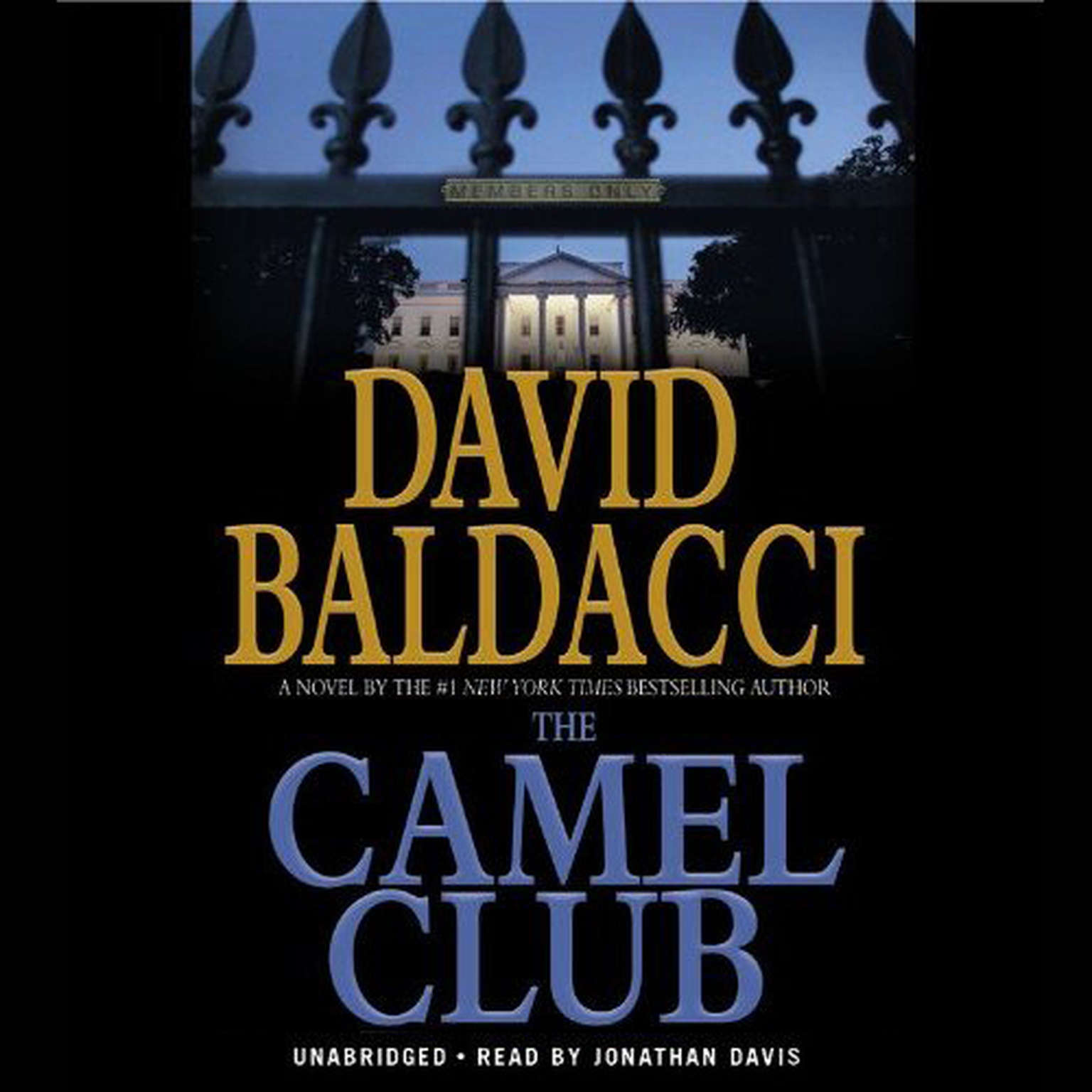 Printable The Camel Club Audiobook Cover Art