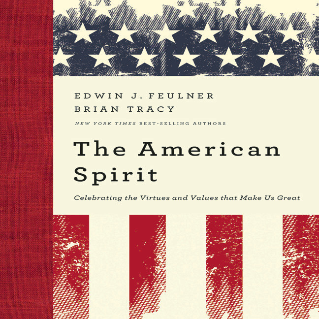 Printable The American Spirit: Celebrating the Virtues and Values That Make Us Great Audiobook Cover Art