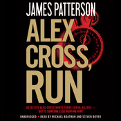 Alex Cross, Run, by James Patterson