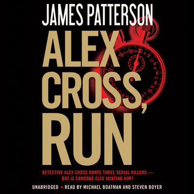 Alex Cross, Run Audiobook, by James Patterson
