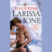 Rogue Rider Audiobook, by Larissa Ione