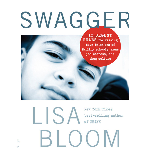 Printable Swagger: 10 Urgent Rules for Raising Boys in an Era of Failing Schools, Mass Joblessness, and Thug Culture Audiobook Cover Art