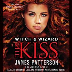 The Kiss Audiobook, by James Patterson, Jill Dembowski