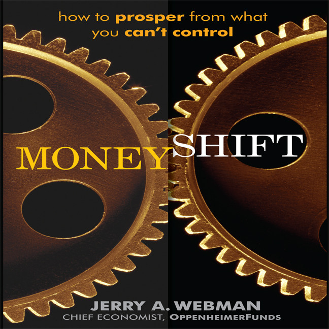 Printable MoneyShift: How to Prosper from What You Can't Control Audiobook Cover Art