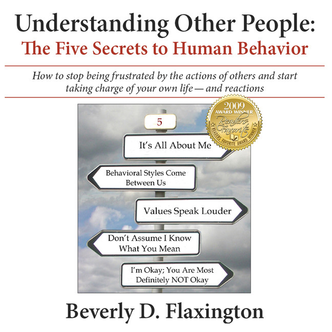 Printable Understanding Other People: The Five Secrets to Human Behavior Audiobook Cover Art