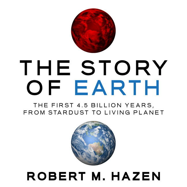 Printable The Story of Earth: The First 4.5 Billion Years, from Stardust to Living Planet Audiobook Cover Art