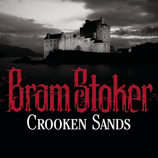 Printable Crooken Sands Audiobook Cover Art