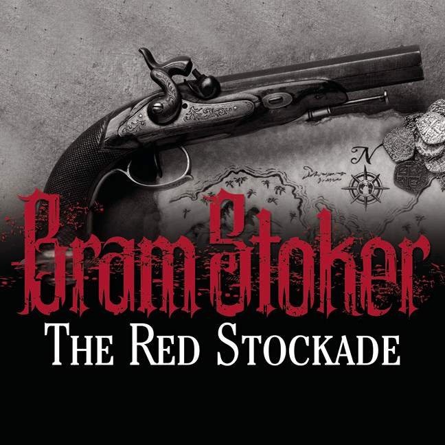 Printable The Red Stockade Audiobook Cover Art