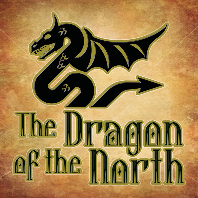 Printable The Dragon Of The North Audiobook Cover Art