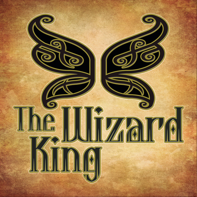 Printable The Wizard King Audiobook Cover Art