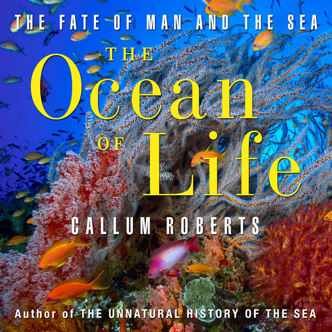 Printable The Ocean of Life: The Fate of Man and the Sea Audiobook Cover Art