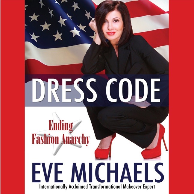 Printable Dress Code: Ending Fashion Anarchy Audiobook Cover Art