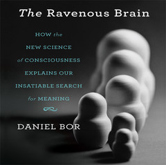 The Ravenous Brain: How the New Science of Consciousness Explains Our Insatiable Search for Meaning Audiobook, by Daniel Bor