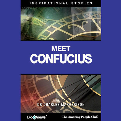 Meet Confucius: Inspirational Stories Audiobook, by Charles Margerison