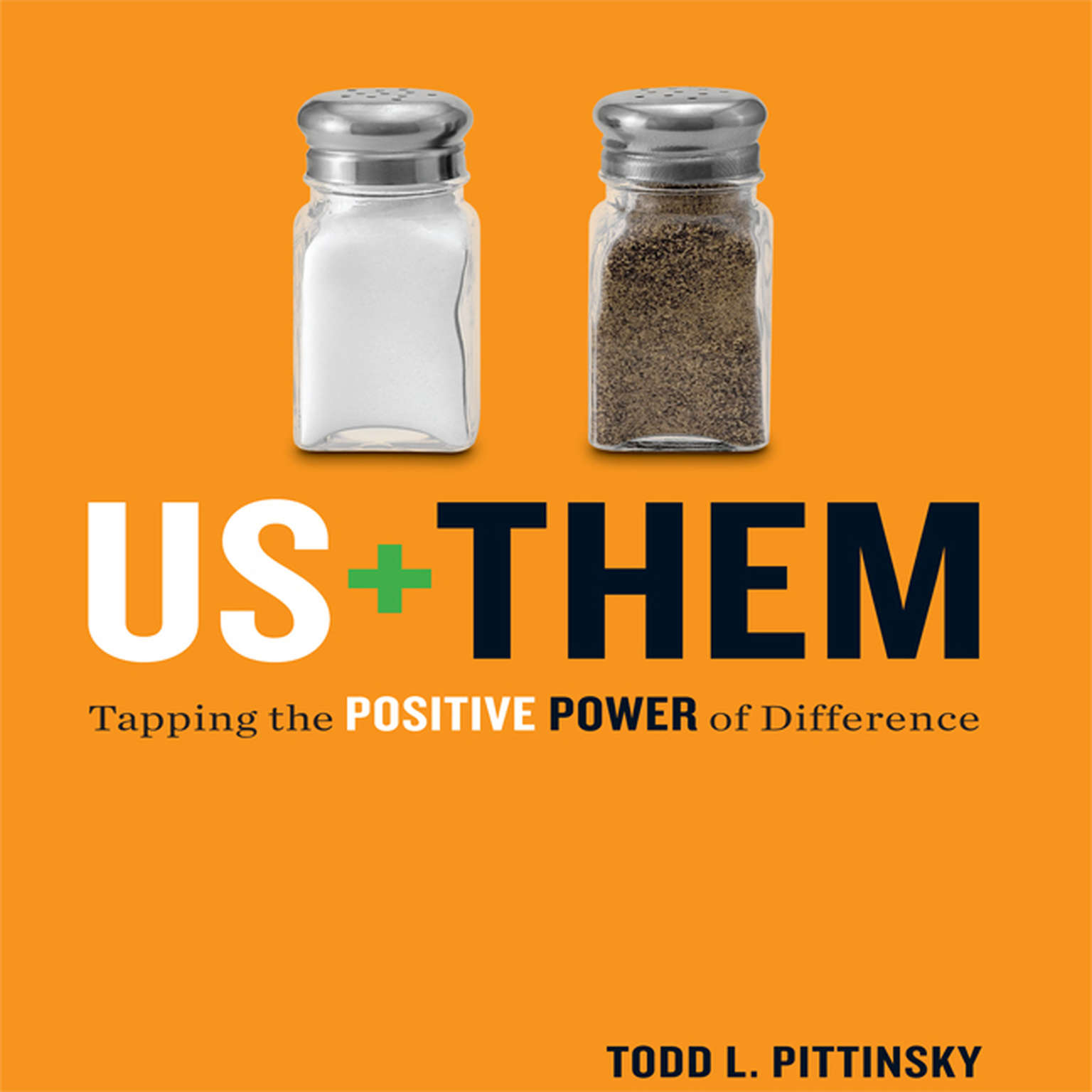 Printable Us Plus Them: Tapping the Positive Power of Difference Audiobook Cover Art