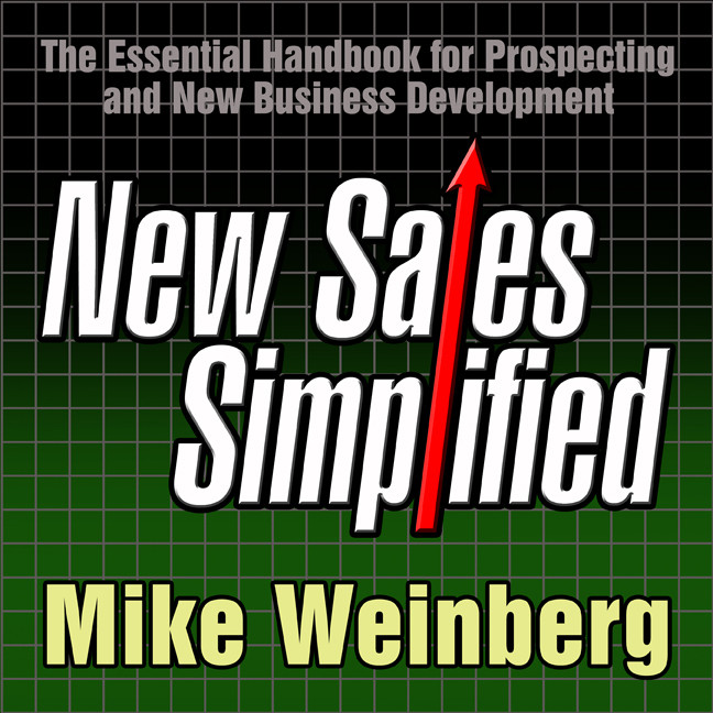Printable New Sales. Simplified: The Essential Handbook for Prospecting and New Business Development Audiobook Cover Art