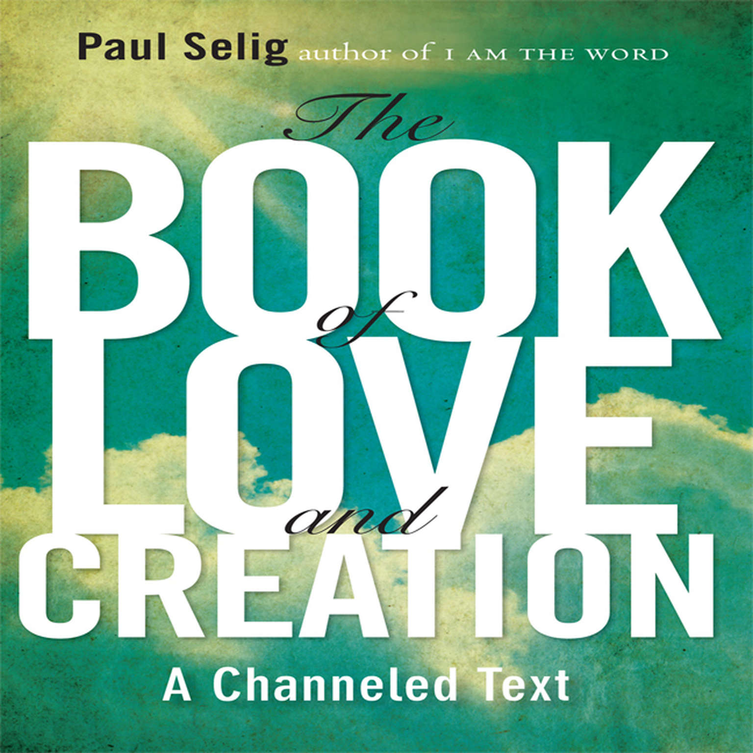 Printable The Book of Love and Creation Audiobook Cover Art