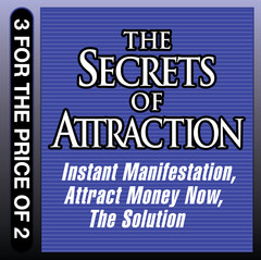 The Secrets Attraction: Instant Manifestation; Attract Money Now; The Solution Audiobook, by Joe Vitale