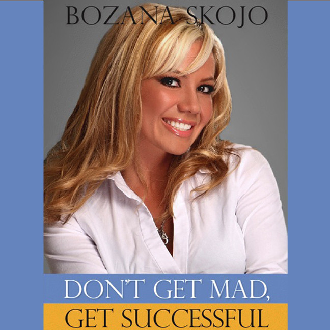 Printable Don't Get Mad, Get Successful Audiobook Cover Art