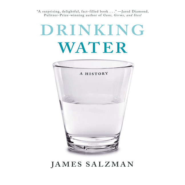 Printable Drinking Water: A History Audiobook Cover Art