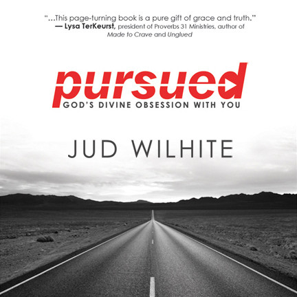 Printable Pursued: God's Divine Obsession with You Audiobook Cover Art