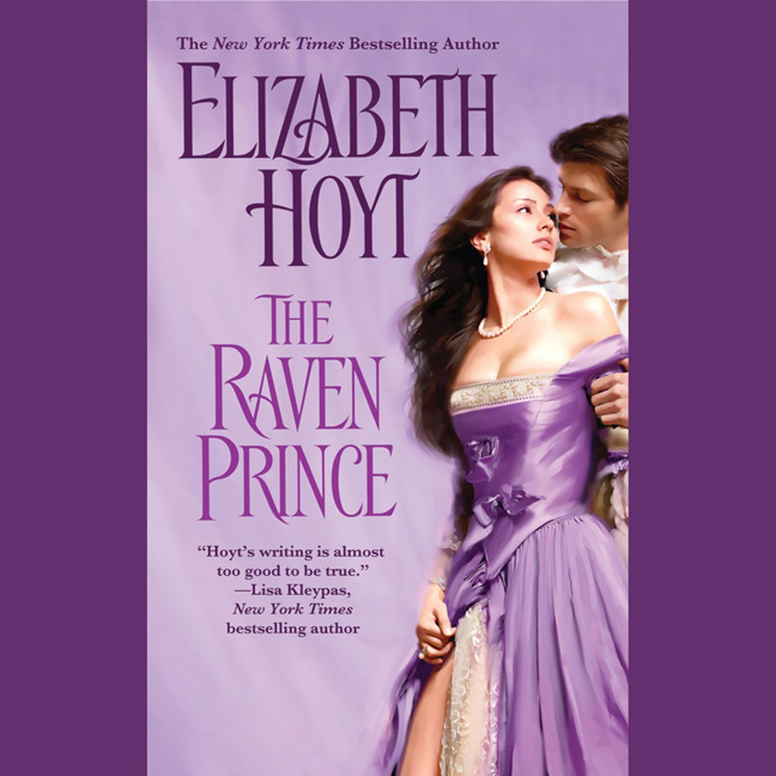 Printable The Raven Prince Audiobook Cover Art