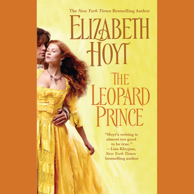 Printable The Leopard Prince Audiobook Cover Art