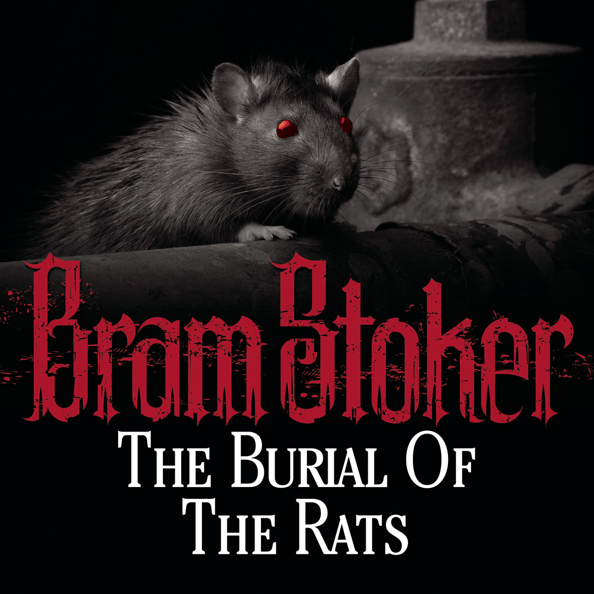 Printable The Burial of the Rats Audiobook Cover Art