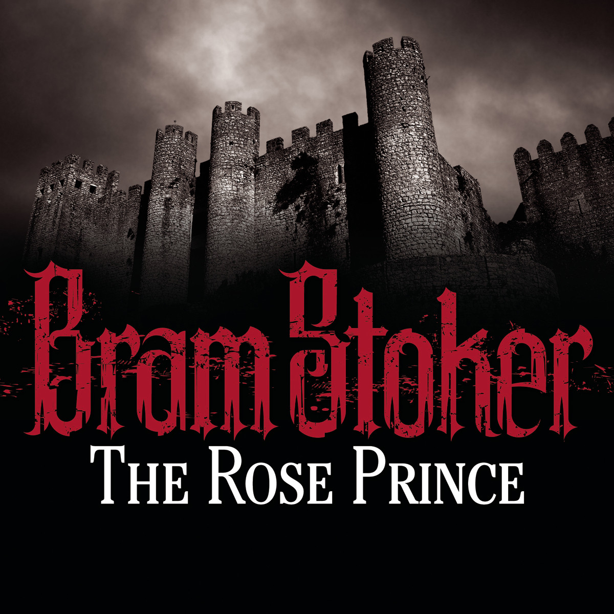 Printable The Rose Prince Audiobook Cover Art
