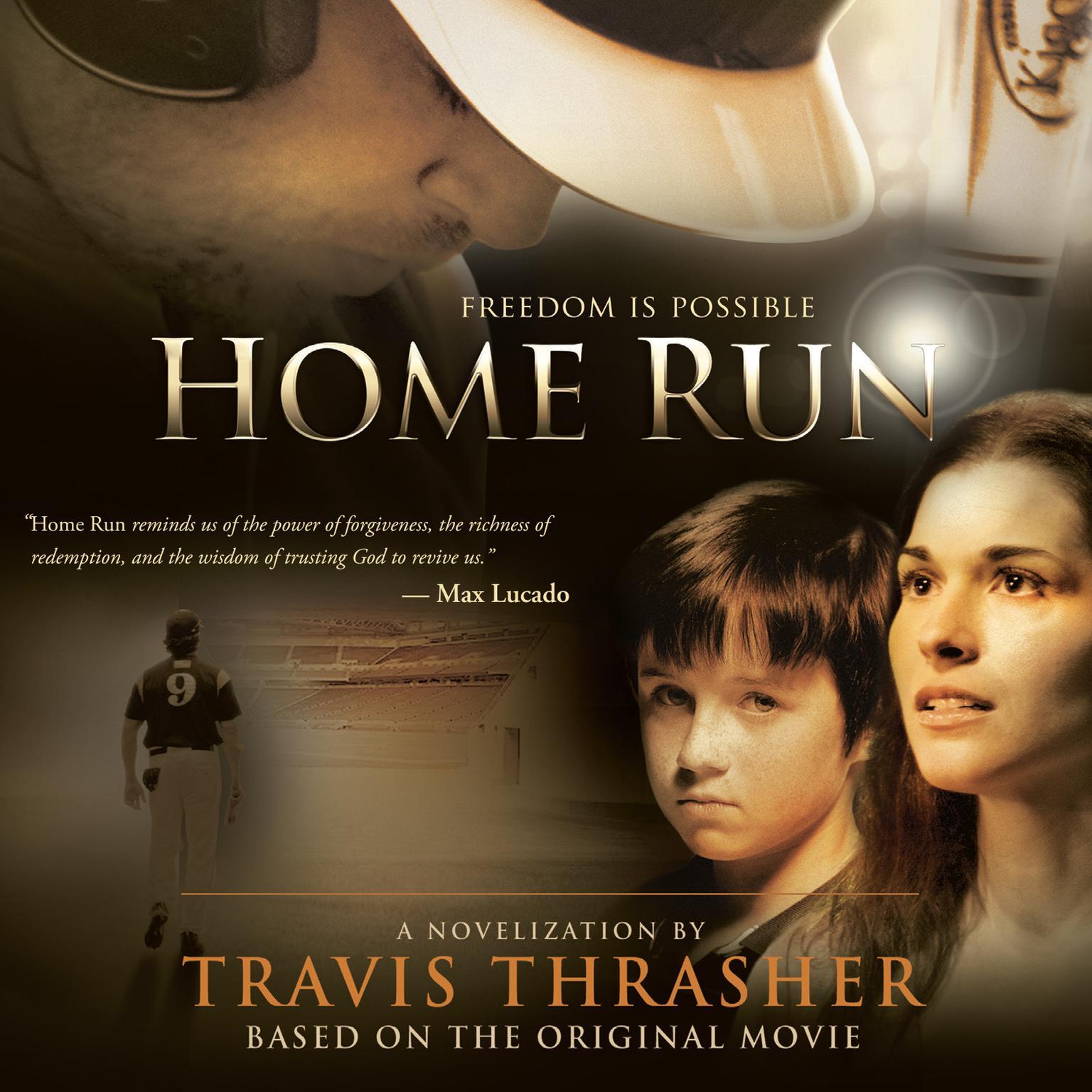 Printable Home Run: A Novel Audiobook Cover Art