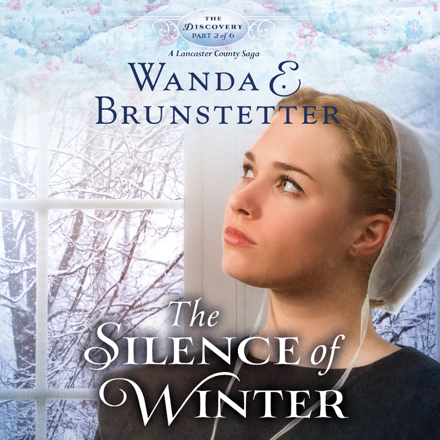 Printable The Silence of Winter Audiobook Cover Art