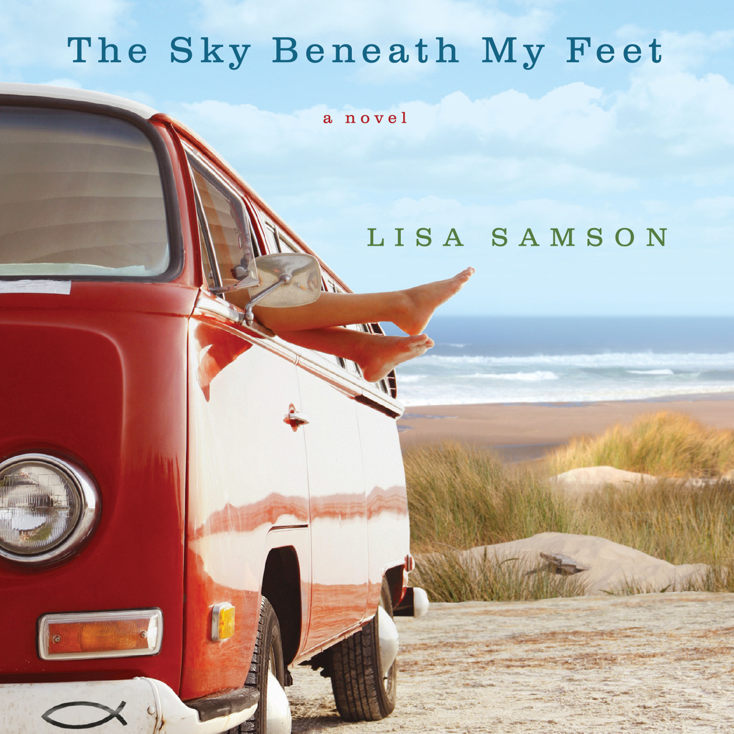 Printable The Sky beneath My Feet Audiobook Cover Art
