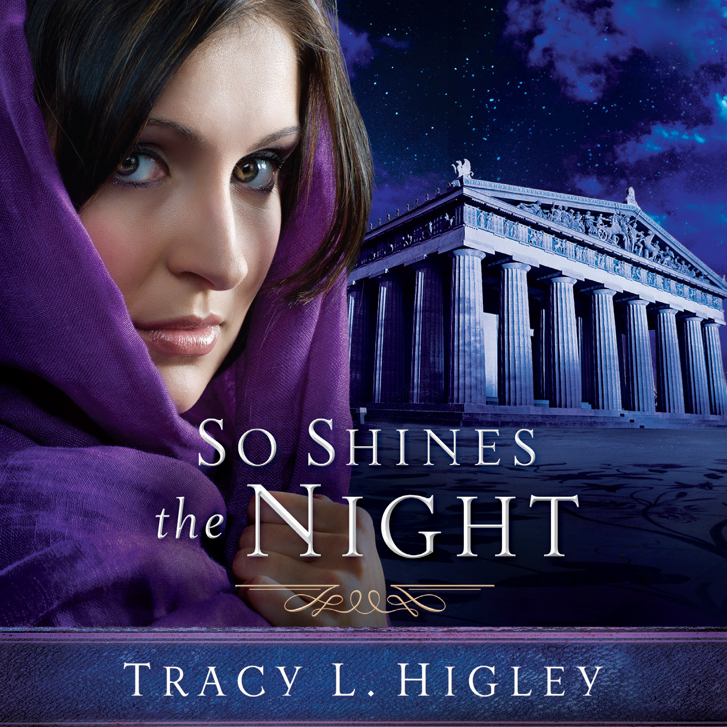 Printable So Shines the Night Audiobook Cover Art
