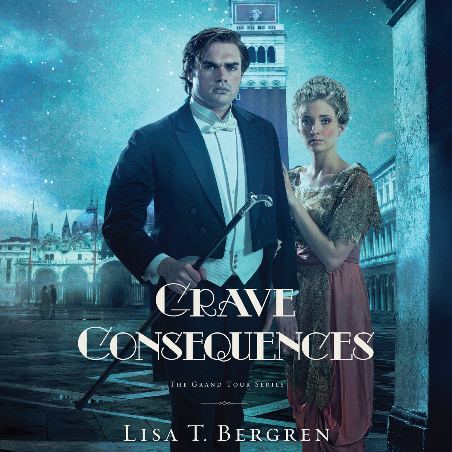 Printable Grave Consequences: A Novel Audiobook Cover Art