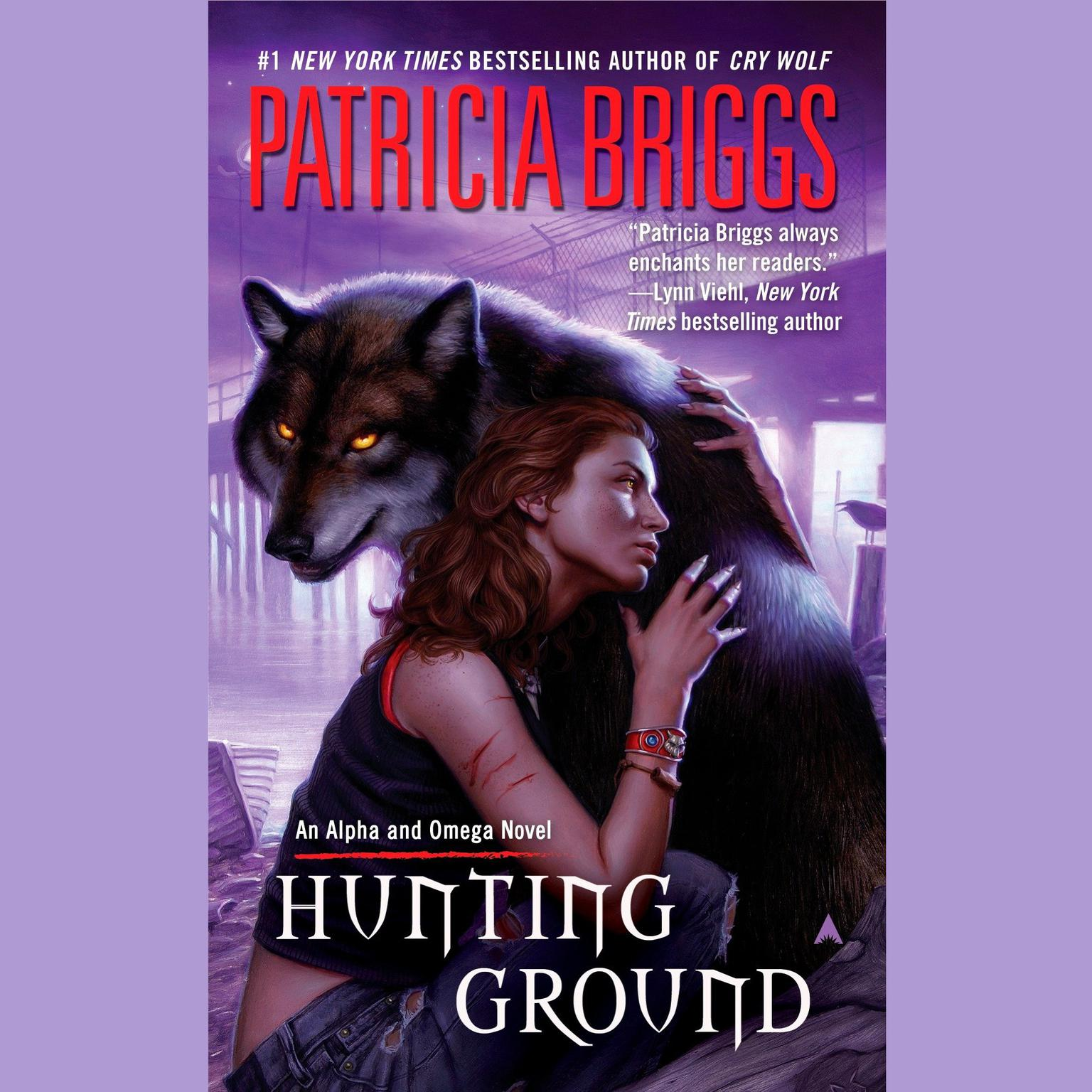 Printable Hunting Ground Audiobook Cover Art
