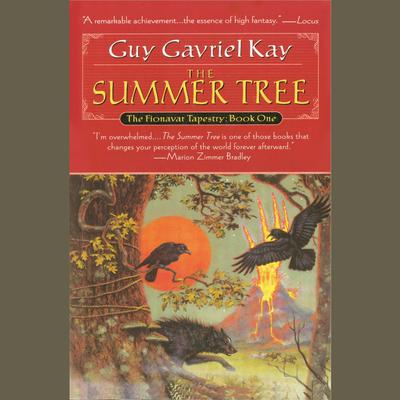 The Summer Tree: Book One of the Fionavar Tapestry Audiobook, by Guy Gavriel Kay