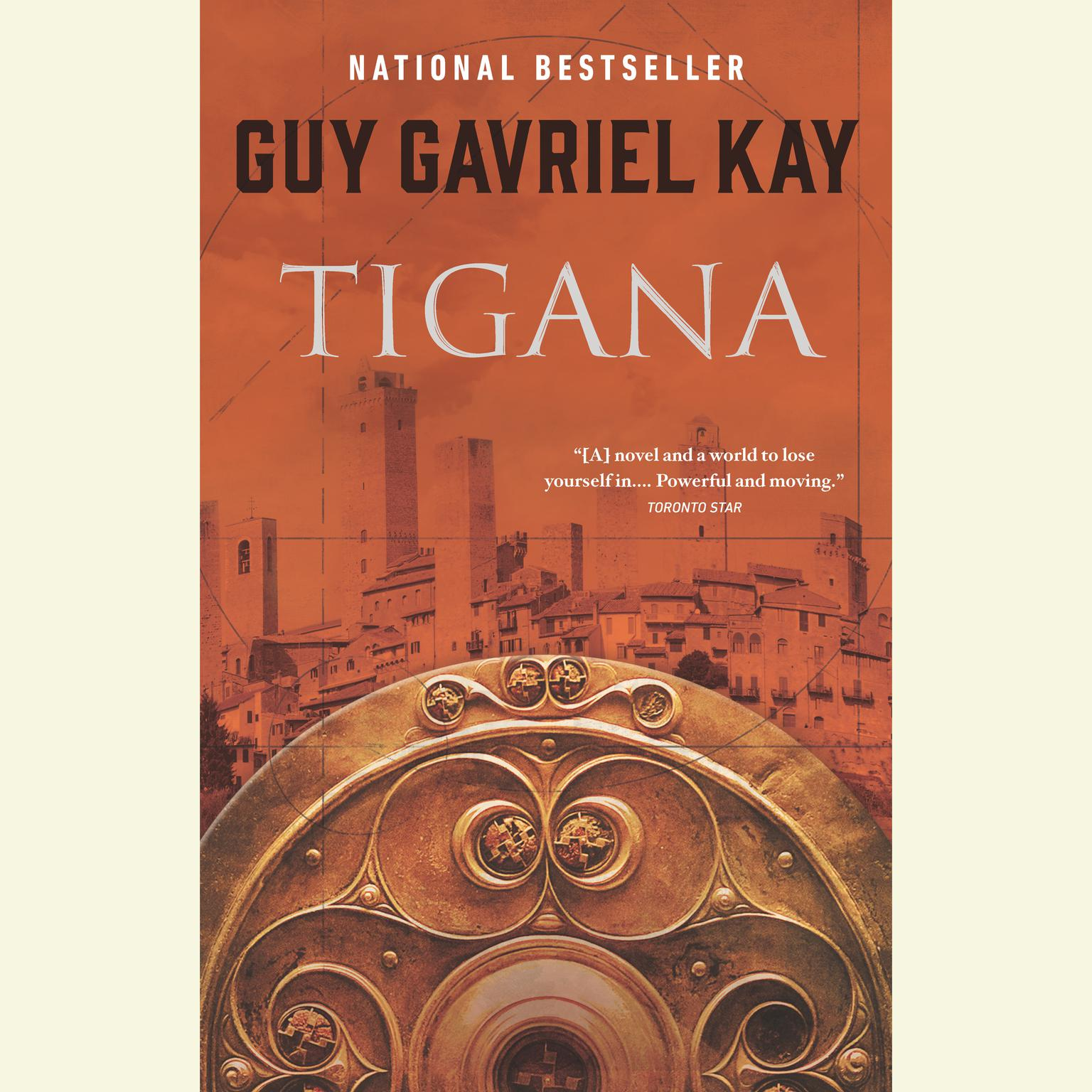 Printable Tigana Audiobook Cover Art