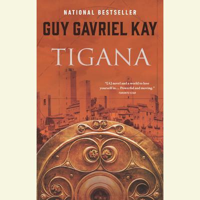 Tigana Audiobook, by Guy Gavriel Kay