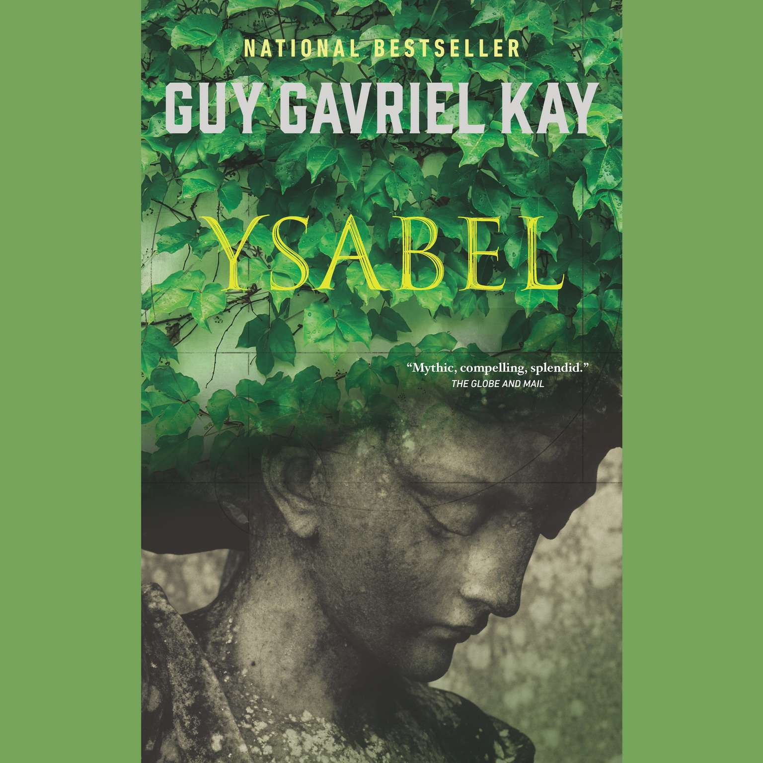 Printable Ysabel Audiobook Cover Art