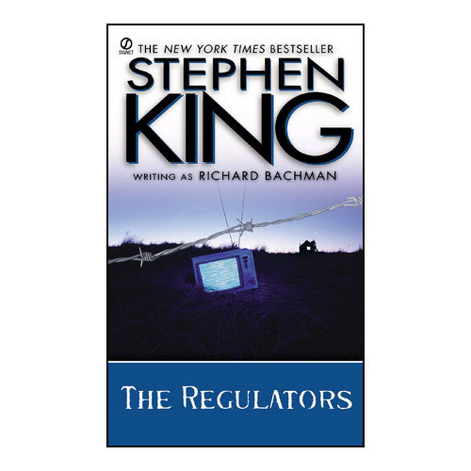 Printable The Regulators Audiobook Cover Art